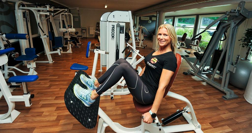 Easylife ved Energy Fitness Vestfold