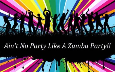 Zumba-party 27. april – åpent for alle!