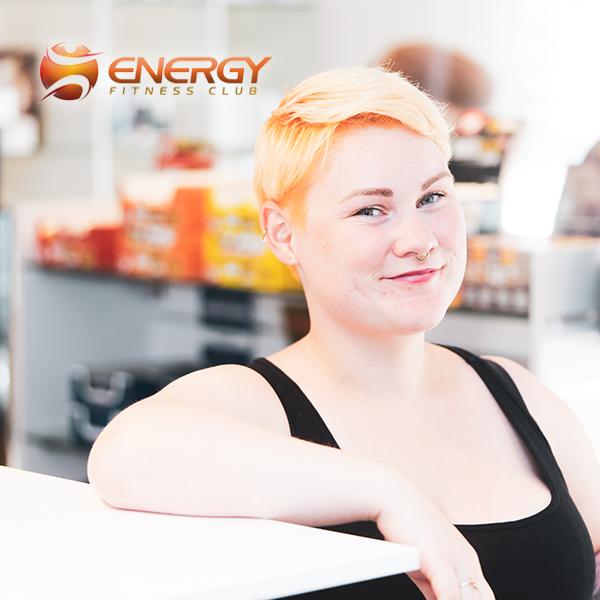 ENERGY Fitness medlemskap