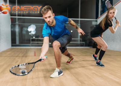 Squash ENERGY Fitness